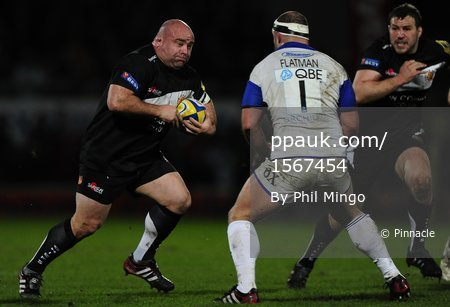 Exeter Chiefs v Bath 260211
