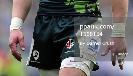 London Irish v Exeter  260311