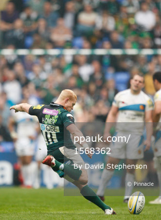 London Irish v Exeter Chiefs 260311