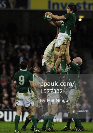 Ireland v England RBS 190311