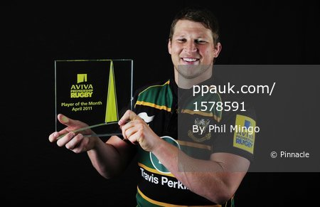 Aviva Player of the Month 110511