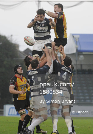 Bristol v Pirates 201111