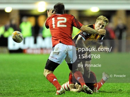 Munster v Cornish Pirates 111111