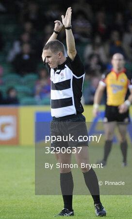 Referee Luke Pearce
