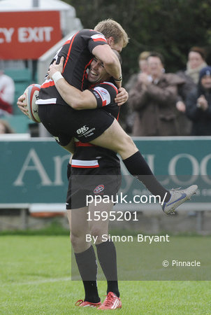 Cornish Pirates v Esher 231011