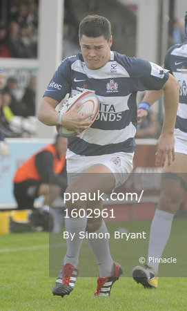 Cornish Pirates v Bristol Rugby 210911