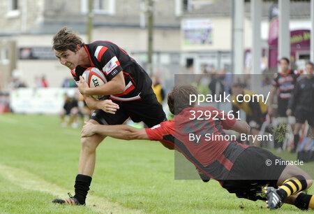 Cornish Pirates v Newport Pre-season 250812
