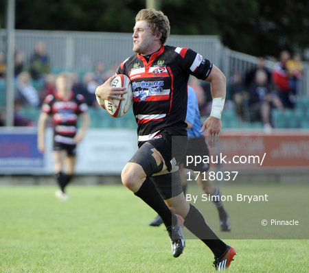Cornish Pirates v Newport Pre-season 250812