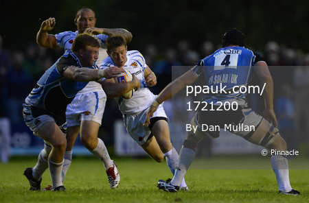 Glasgow Warriors v Exeter Chiefs 230812