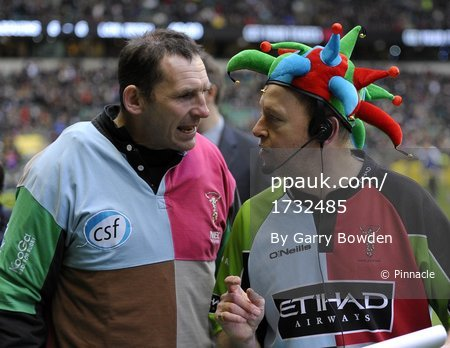 Harlequins v London Irish  2912912