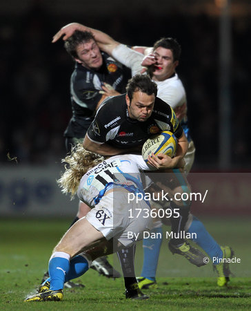 Exeter Chiefs v Bath 250212