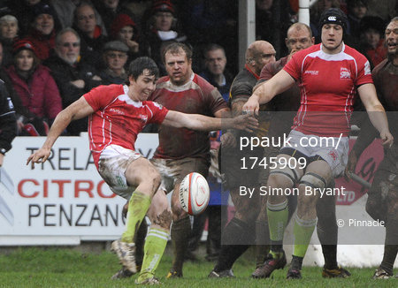 Pirates v London Welsh 290112