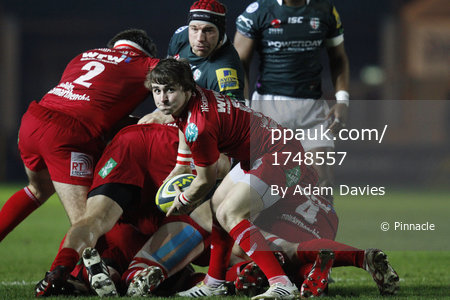 Scarlets v London Irish 280112