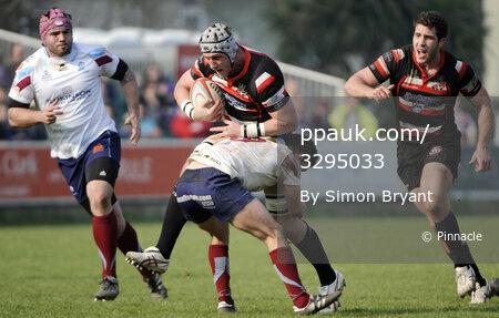 Cornish Pirates v Rotherham Titans  250312