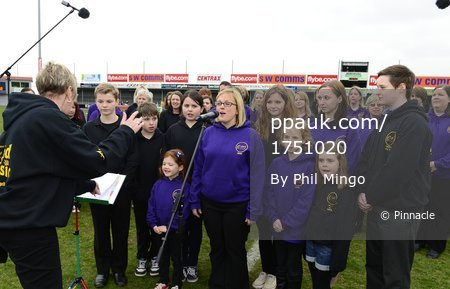 Exeter Chiefs v London Irish 310312