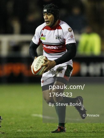 Newcastle v Plymouth Albion 301112