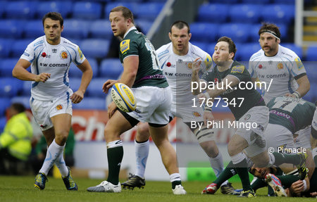 London Irish v Exeter Chiefs 251112
