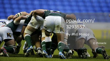 London Irish v Exeter Chiefs 251112