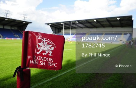 London Welsh  v Cornish Pirates 300512