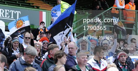 Leicester v Exeter Chiefs 290912