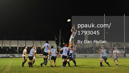 Plymouth Albion v Rotherham 280912