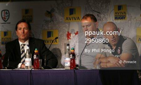 Aviva Premiership Launch 29813