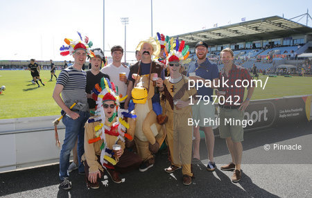 Exeter Chiefs v Glasgow 310813