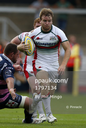 Gloucester v Plymouth Albion 300813