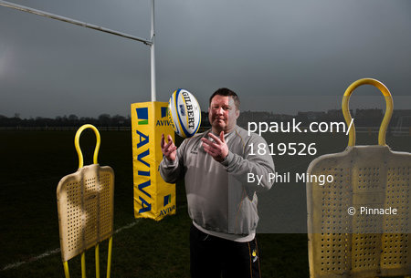 Dai Young - London Wasps 260213
