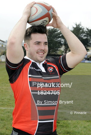 Will Tanner Joins Cornish Pirates 270213