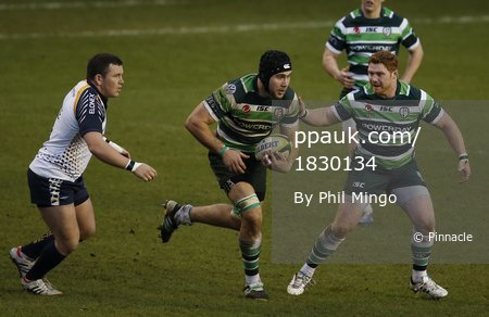 London Irish v Worcester 270113
