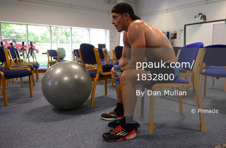 Exeter Chiefs Training 260713