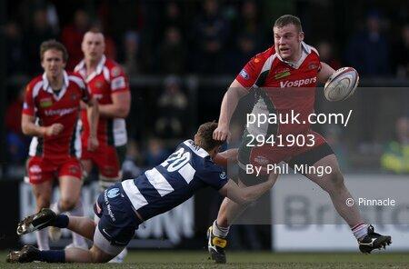 Bristol Rugby  v Plymouth 310313