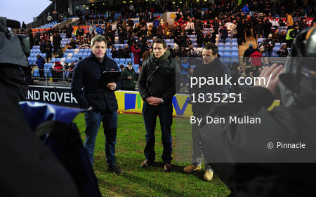 Exeter Chiefs v Leicester 230313