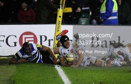 Bath v Exeter Chiefs 301113