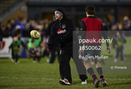 Plymouth Albion v Rotherham 291113