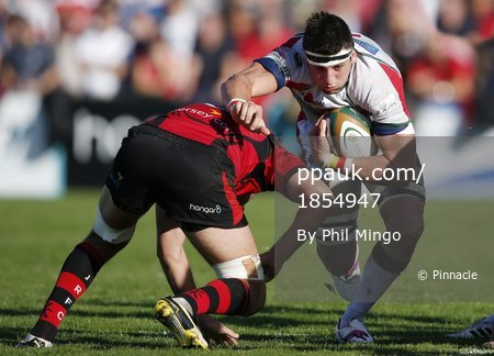 Jersey v Plymouth Albion 261013