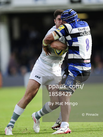 Bath v London Irish 280913