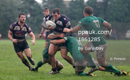 Exmouth v London Irish Wild Geese 280913