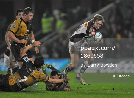 Northampton Saints v Harlequins 250414