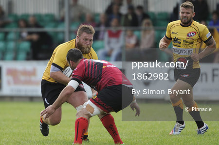Cornish Pirates v Redruth 300814