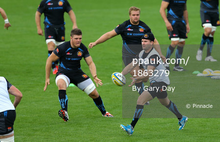 Exeter Chiefs Training 280814