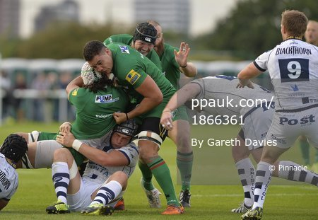 London Irish v Bristol Rugby 220814