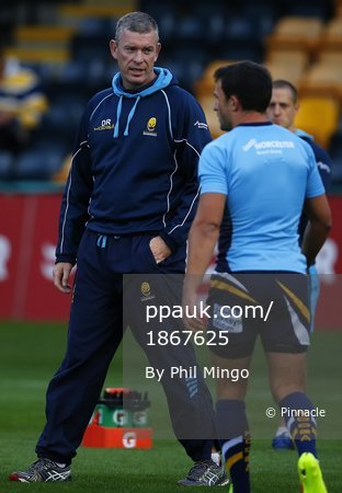 Worcester v Exeter Chiefs 290814