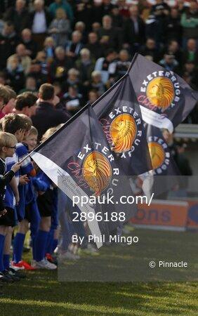Exeter Chiefs v Gloucester 290314