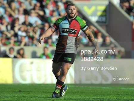 Harlequins v London Irish 290314