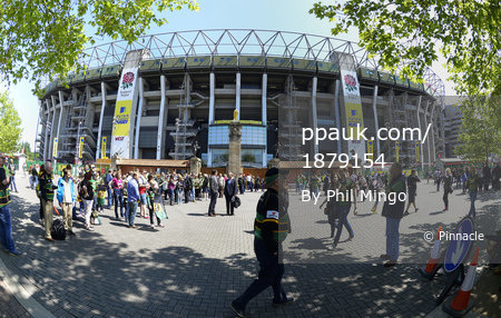 Saracens v Northampton Saints 310514