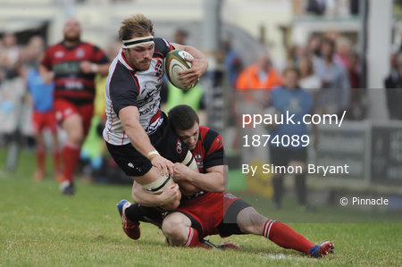 Cornish Pirates v Moseley 280914