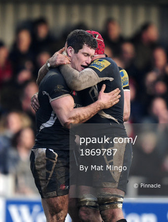Exeter Chiefs v Bath 150214