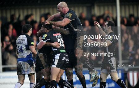 Exeter Chiefs v Bath 150214
